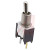 TE Connectivity - TT11AGPC104 - PC Tail On-None-Off SPST 125 VAC 3 A Vert. PC Mnt Switch, Toggle(baton)|70155983 | ChuangWei Electronics