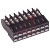 TE Connectivity - 5-102398-6 - .100 CL 26-22 AWG IDC Dual Row 16 Pos. AMPMODU MT Receptacle Assembly|70042951 | ChuangWei Electronics
