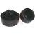Essentra Components - SFF-023 - Black 24.9 mm 5.1 mm 23.1 mm Santoprene (Foot), Polypropylene (Pin) Bumper 70208710   ChuangWei Electronics