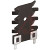 Aavid Thermalloy - 592502B03400G - Heatsink, Dual TO-220, 22degC/W, 6.35 x22.2 x 31.75mm, Tab, Twisted Fin Mount