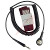 SCS - 2214 - Wrist Strap; Fabric Wrist; 5 ft.; 9 in. (Max.); Burgandy, Adjustable