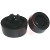 Essentra Components - SFF-018 - 7.8 mm 20.1 mm 9.9 mm 18 mm Santoprene (Foot), Polypropylene (Pin) Bumper 70208709   ChuangWei Electronics