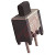 TE Connectivity - TP11CGPC004 - Black Normally Off Momentary SPST Square Actuator Tiny Pushbutton Switch 70155962   ChuangWei Electronics