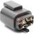 Amphenol Sine/Tuchel - AT04-4P-BM03 - BLK NO POTTING BOARD MOUNT 4 PIN (NICKEL) PCB AT RECEPTACLE|70819981 | ChuangWei Electronics