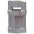 Essentra Components - TCEHCBS-8-01 - Nat; 1/2 Crner/Edg Thrd Fm CB Spt 70208930   ChuangWei Electronics