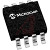 Microchip Technology Inc. - 25LC512T-E/SN - 512k, 64K X 8 , 2.5V SER EEEXT8 SOIC3.90mm(.150in) T/R
