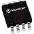 Microchip Technology Inc. - 25LC512T-E/SN - 512k, 64K X 8 , 2.5V SER EEEXT8 SOIC3.90mm(.150in) T/R