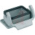 HARTING - 09300060301 - SINGLE LEVER PANEL MOUNT HAN 6E HOUSING|70104640 | ChuangWei Electronics