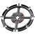 Essentra Components - EFA04-23-001 - 6.35MM S 40MM RAD BLACK FIBER RL|70208812 | ChuangWei Electronics