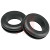 Essentra Components - HG-4 - Hole Grommet, Black, 1M/Bag, Flex Vinyl RMS-262, 9/16in OD, 1/4in ID, 0.37in Hole