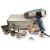 Steinel - 34859 - Welding Tip & Metal case 4 Nozzles HL 2010E IntelliTemp Heat Gun Kit Tools 70232589   ChuangWei Electronics