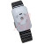 SCS - 2384 - Wrist Strap; Metal Wrist Band; 4.5 to 6 in. Small for monitors