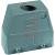 HARTING - 19300160427 - HAN 16B HOOD TOP ENTRY HC 4 PEGS M32|70104064 | ChuangWei Electronics